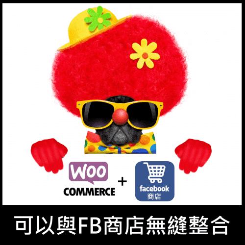 WooCommerce電商整合行銷實務