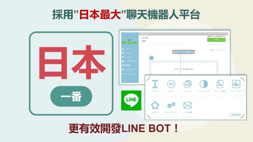 LINE聊天機器人(LINE BOT)自動化行銷術